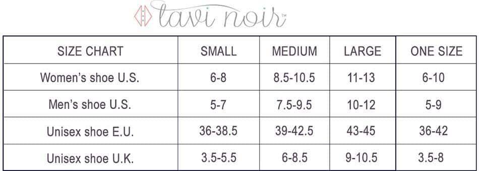 Dimensioni, dimensioni del marchio Tavi Noir