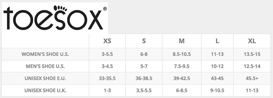 Dimensioni, dimensioni del marchio Toesox